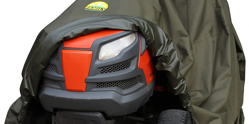 riding lawn mower covers