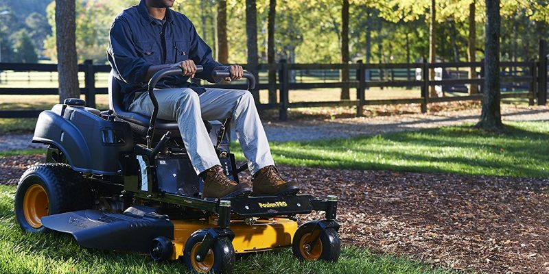 best riding lawn mowers 2017