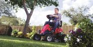 troy bilt riding lawn mowers